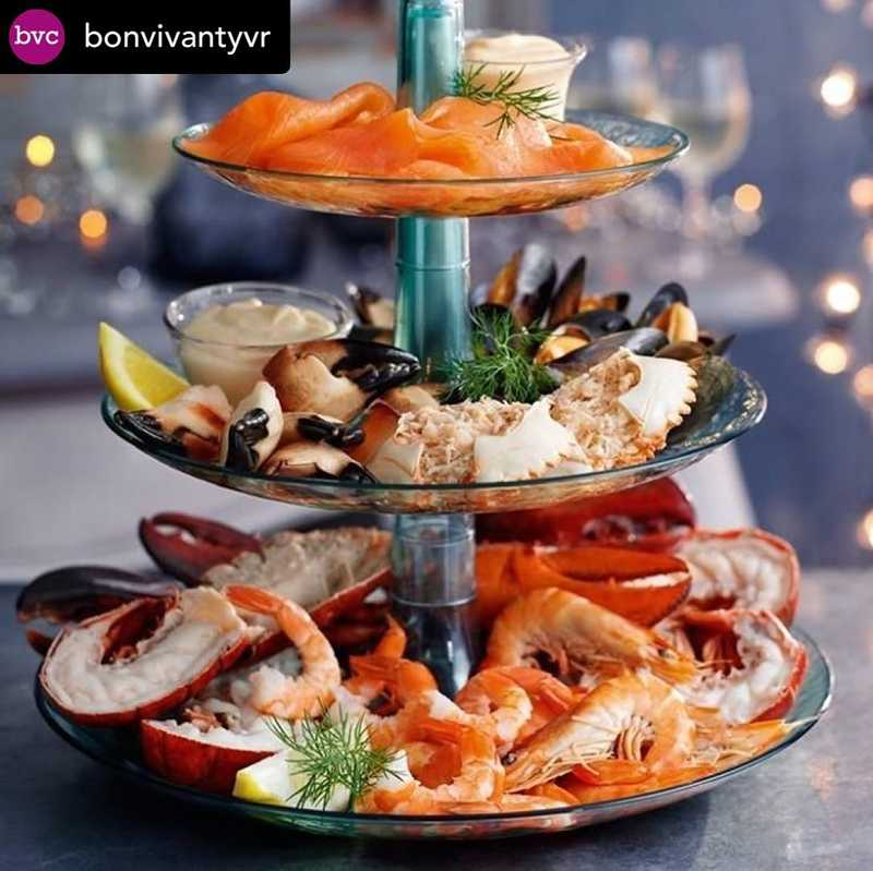 One of our clients, Bon Vivant Catering, is offering a delicious way to celebrate the holidays this year! Check out their page for ordering info, and to see other amazing creations by Chef Dino Renaerts! . @bonvivantyvr  .  Posted @withregram • @bonvivantyvr Celebrations call for #seafood! So we have put together a few options including a Posh Seafood Tower, Oysters Rockefeller and a Smoked Salmon Platter for the #bonvivantprovisions shop to help elevate your dinners throughout the holidays.   The Posh Seafood Tower will include:   🌊Whole Atlantic 1 ¼ lb Lobster split and shelled 🌊Poached Prawns (6pcs) 🌊BC Albacore Tuna Tataki (6pcs),  🌊Cold Smoked Salmon (2oz) 🌊 Snow Crab Claws (4pcs),  🍋cocktail sauce, fresh lemon, and a garlic butter pat for you to melt.  Available for delivery on Saturdays throughout December, as well as the 23rd, 24th and NYE.   . . .  #seafoodsaturdays #delivery #vancouvercaterer #celebrate #happyholidays #yvreats #vanfoodie #dishedvan #miss604 #supportlocal #vancouverfoodie #northvaneats #eatlocal #localvancouver #lonsdaleave