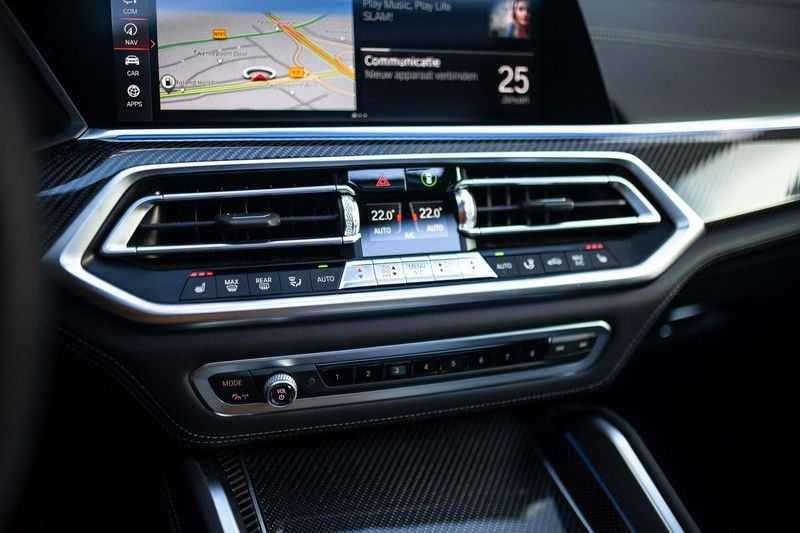 "BMW X6 xDrive40i High Executive *Pano / Laser / HUD / H&K / Leder Indiv. / 22"" / Topview* afbeelding 18"