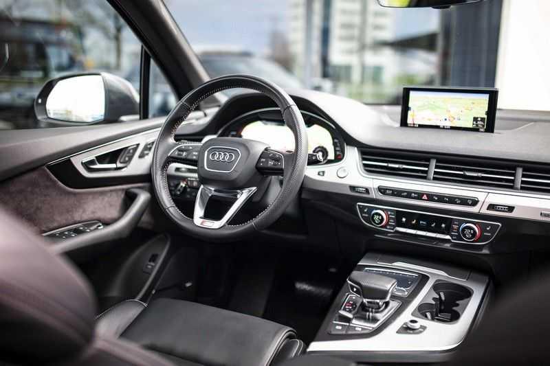 Audi Q7 3.0 TDI E-Tron Quattro Sport *Matrix-LED / BOSE / ACC / Pano / Prijs Ex BTW* afbeelding 8