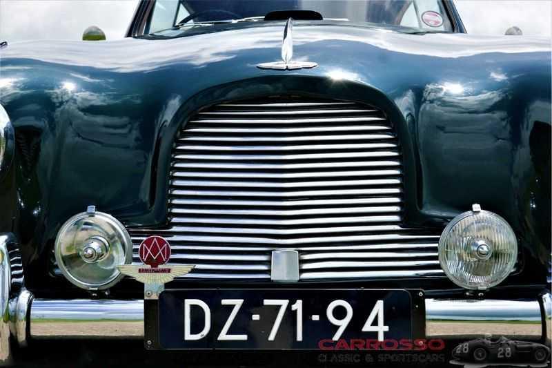 Aston Martin DB 2/4 MARK II 2.9 FIVA ID, Mille Miglia certificate afbeelding 21