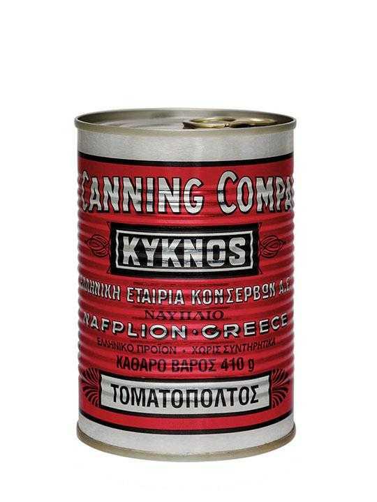 Concentré de tomates (32-34%) - 410g - Kyknos