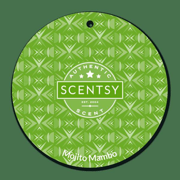 Picture of Mojito Mambo Scent Circle