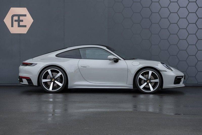 "Porsche 911 3.0 Carrera Sport Design Pack, ACC, Lifting, Pano, Sportuitlaat, Klimaatstoelen, 21"", PPF, SportChrono, Nightvision, BOSE Surrou afbeelding 5"