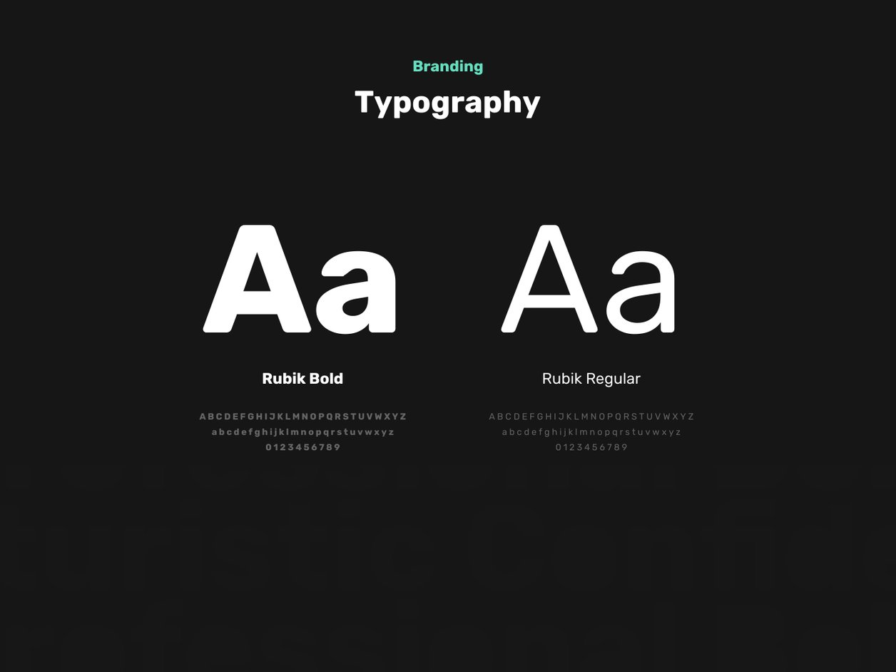 Typography - UI Design | Logflare