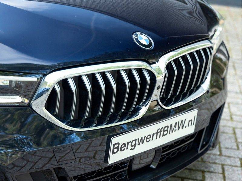 BMW 6 Serie Gran Turismo 630i High Executive - Luchtvering - Facelift - Driving Ass Prof afbeelding 10