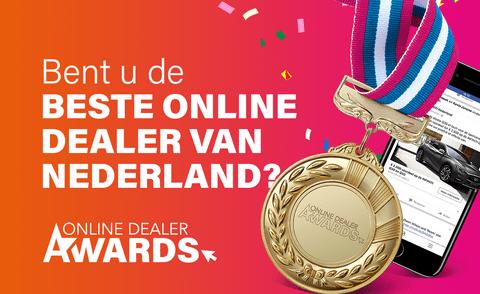 """Dé Online Dealer Awards 2017: """"Wij zoeken de beste online dealers"""""""