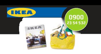 Ikea gebruikt een 0900-nummer.