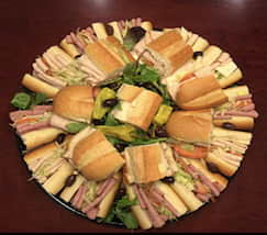 Cold Cuts Sandwiches - Fast Catering Delivery - CT