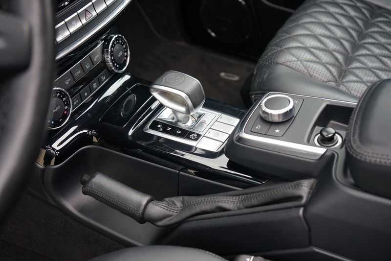 Mercedes-Benz G-Klasse 65 AMG DESIGNO MAGNO NIGHT BLACK afbeelding 22