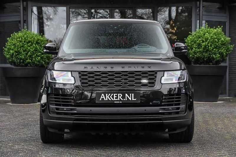 Land Rover Range Rover P400 3.0-V6 AUTOBIOGRAPHY BLACK PACK NP.193K afbeelding 23