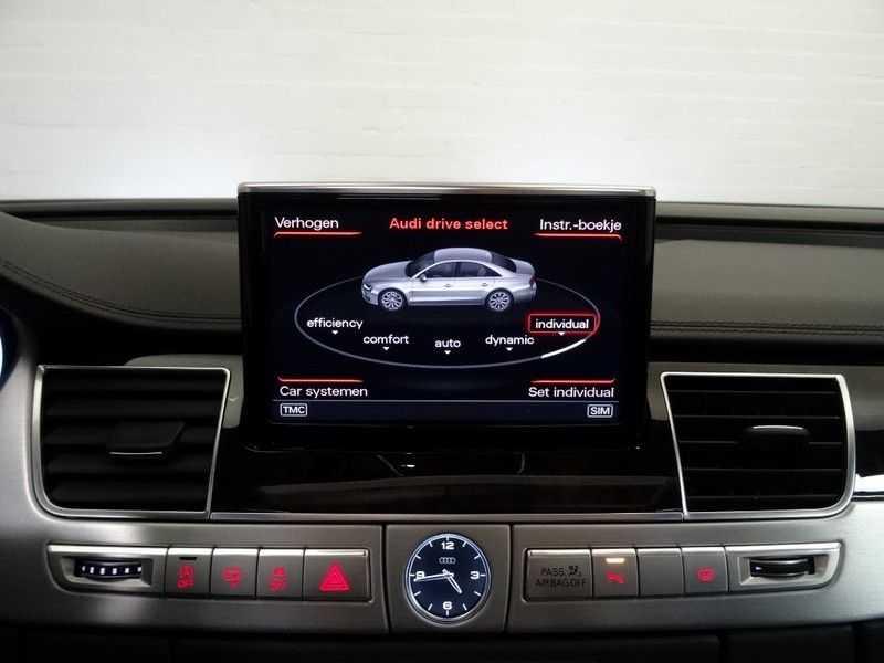 Audi A8 3.0 TDI Quattro Pro Line+ Exclusive 259pk Aut, Leer, Schuifdak, Bose, Led, Full afbeelding 16