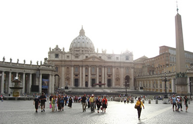 St. Peters Basilica, The Vatican