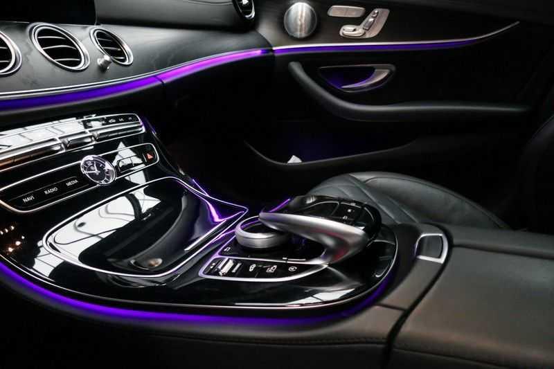 Mercedes-Benz E-Klasse Estate 400 4MATIC AMG Line - Designo afbeelding 22