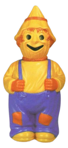 Mr. Scarecrow photo