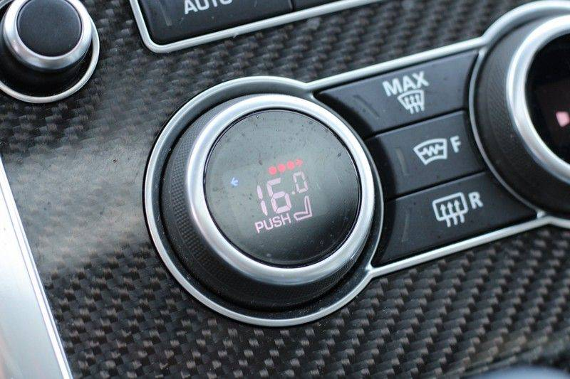 "Land Rover Range Rover Sport 5.0 V8 SVR Pano, 23"", Schaalstoelen, Carbon, afbeelding 17"