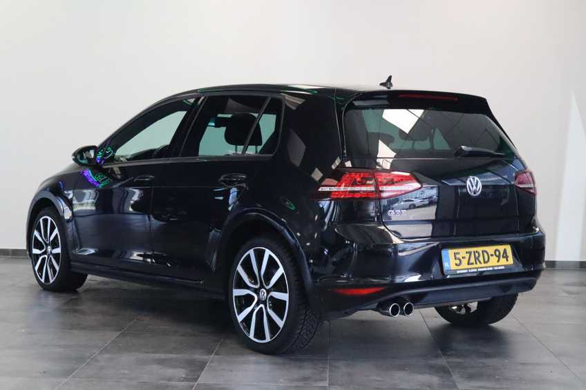 "Volkswagen Golf 1.4 TSI GTE MARGE! Navigatie ClimateControl CruiseControl 18""LM afbeelding 10"