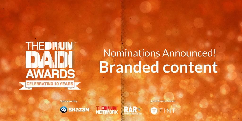 Kaizen receives DADI Awards Nomination for 'Branded Content'