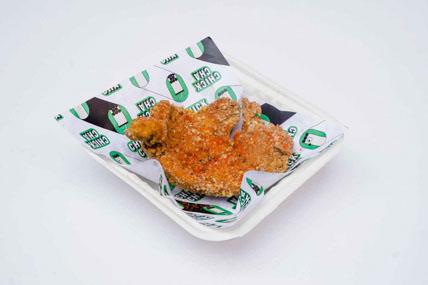 ChickCha - Chicken - Schnitzel with chilli spice