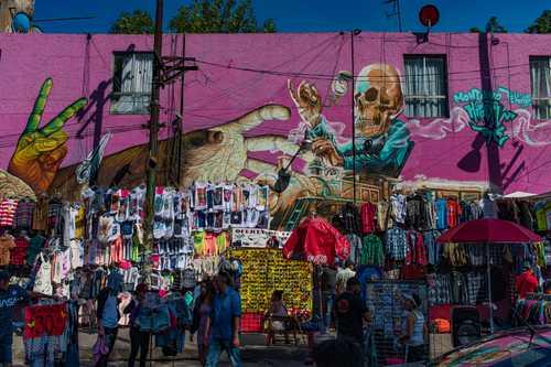 Street Market, Buenavista