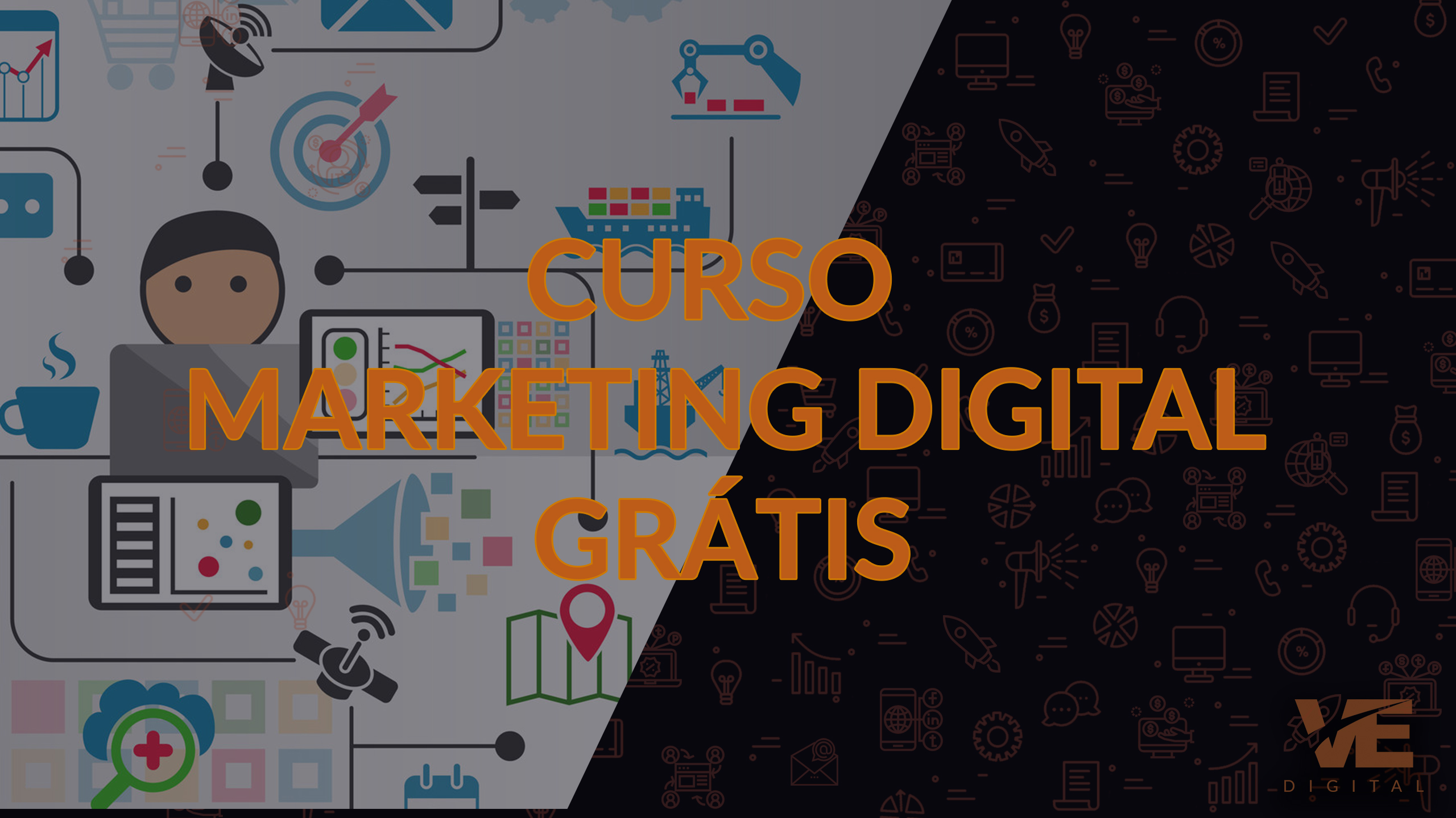 Curso de Marketing Digital Grátis