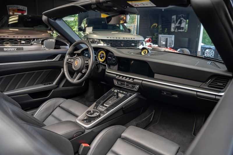 Porsche 911 992 Turbo S Cabrio 3.8 Turbo S afbeelding 12