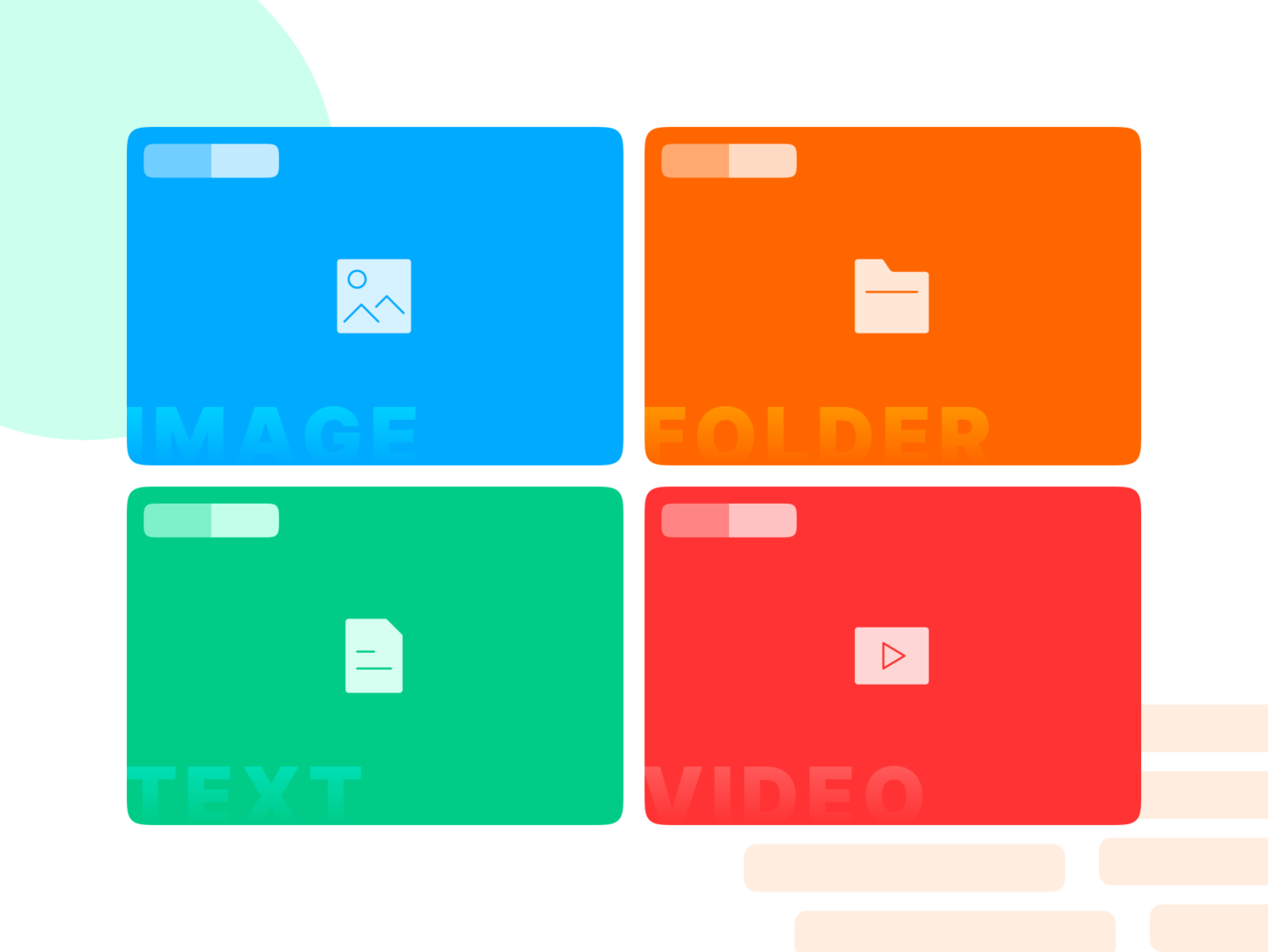CMS Design System - File Type Icons