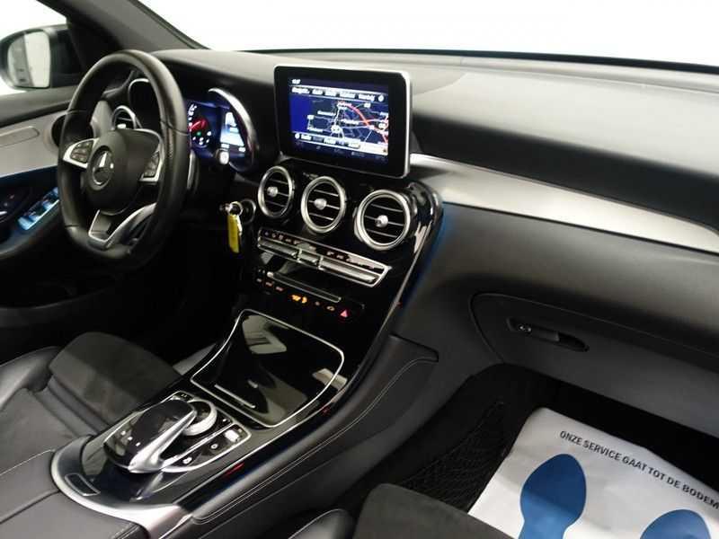 Mercedes-Benz GLC 250D 4MATIC 204pk 9G-Tronic AMG Edition- Panodak, Leer, Navi, Camera afbeelding 24