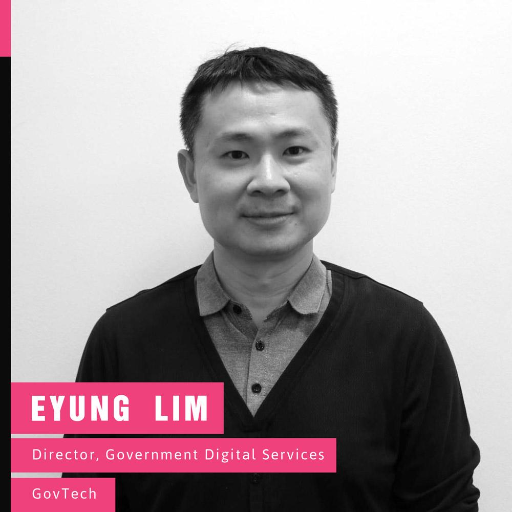 Mr Eyung Lim