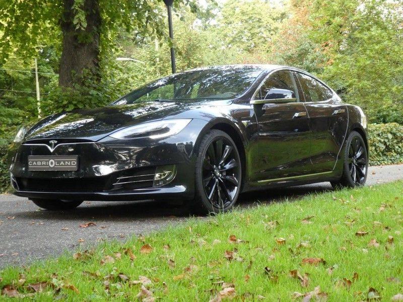 Tesla Model S 75D Base, Prijs is !! EX BTW !! afbeelding 24