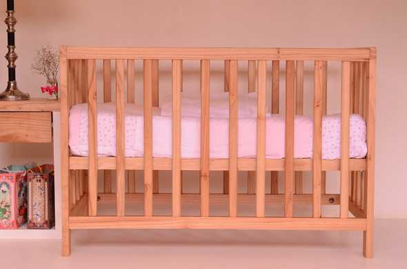 houten co-sleeper