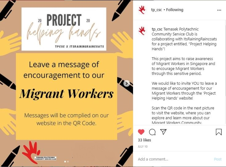 Project Helping Hands