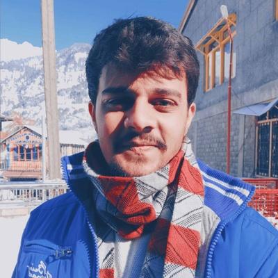 Ayush Gupta's Picture