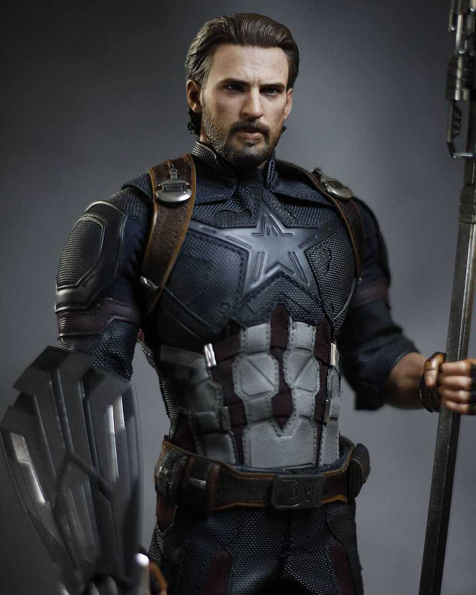 Awesome Captain America