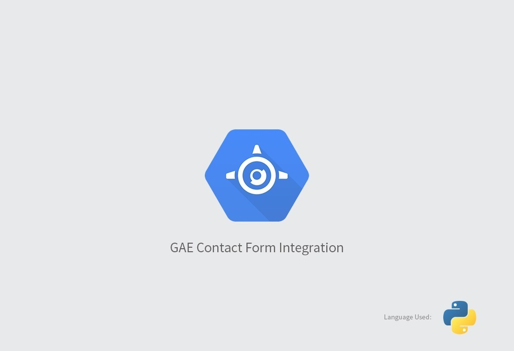 Creating a Contact Form With Python On Google App Engine (GAE)