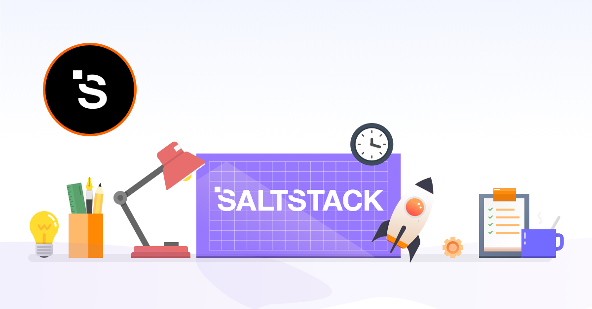 Revised Getting Started with Saltstack – Part 1