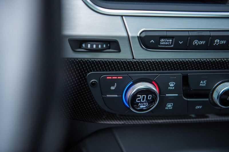 Audi SQ7 4.0 TDI Quattro Pro Line + , 435 PK, Valcona/Leder, Pano/Dak, 2017, Bose, 22'', Elekt. Trekhaak, 79DKM!! afbeelding 13