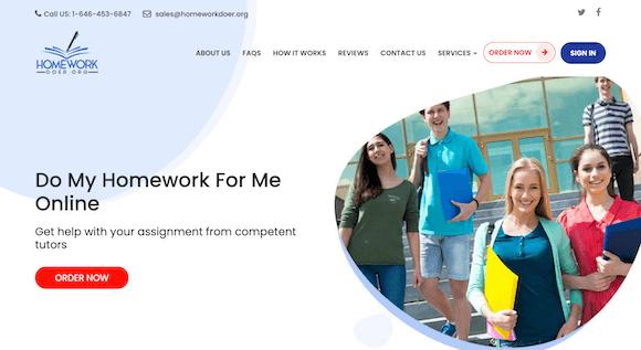 homeworkdoer.org review