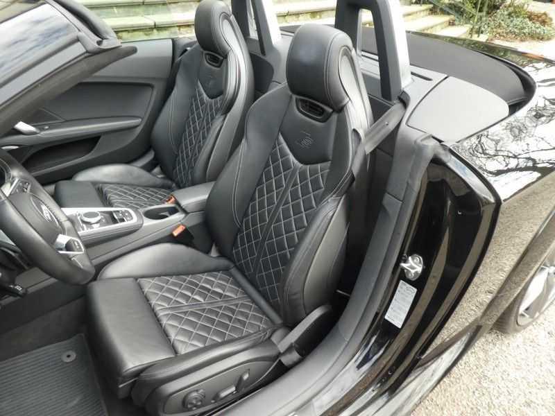 Audi TT TTS Roadster 2.0 TFSI Quattro afbeelding 6