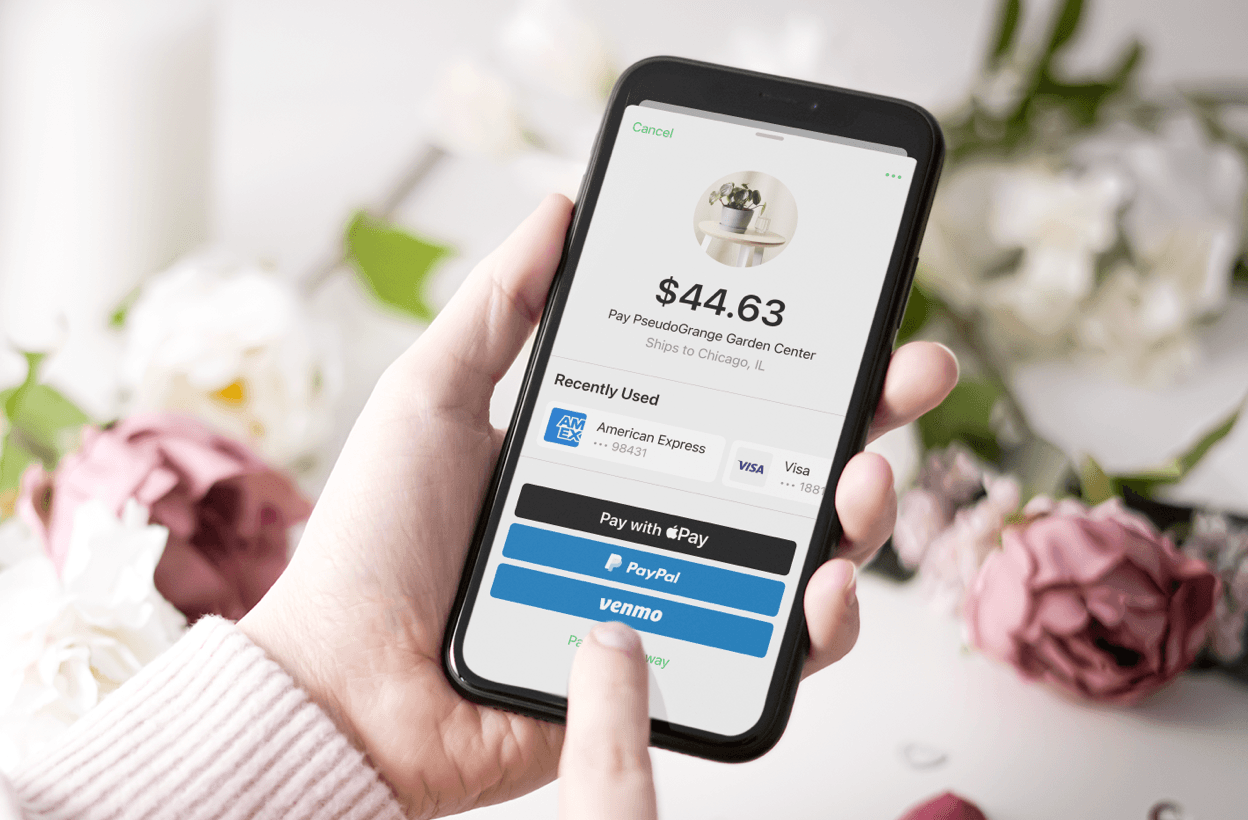 Drop-In Native Checkout UI - Braintree
