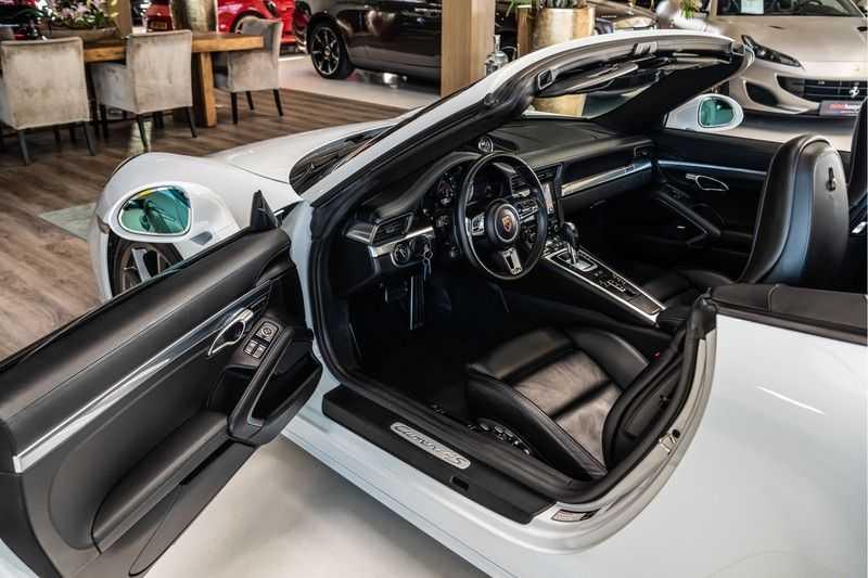 Porsche 911 Cabrio 3.0 Carrera 4S | Sportdesign | BOSE | SportChrono | Sportuitlaat | NP 184.000 afbeelding 10