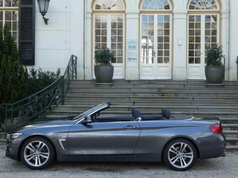 BMW 430i Cabrio, Sportline afbeelding 13