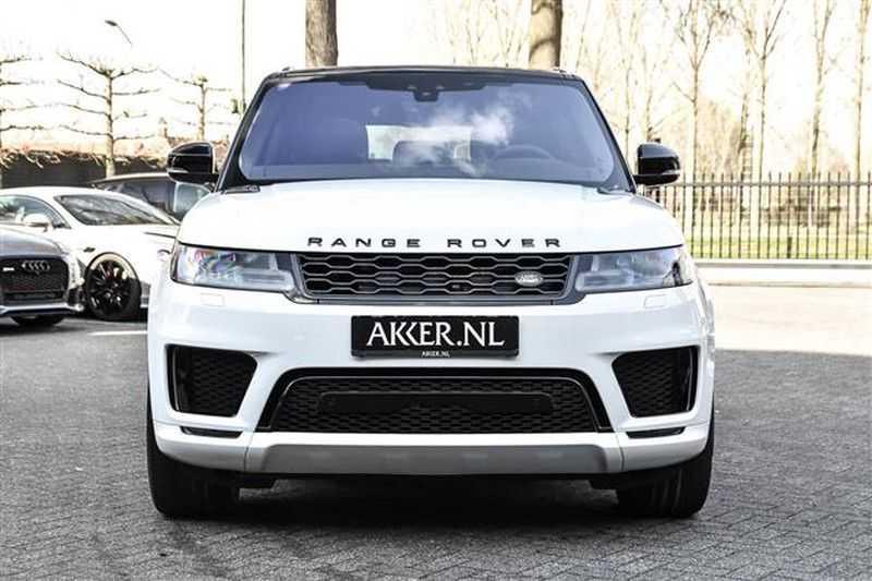Land Rover Range Rover Sport P400 HST 22INCH+PANO.DAK+ST.KOELING NP.155K afbeelding 19
