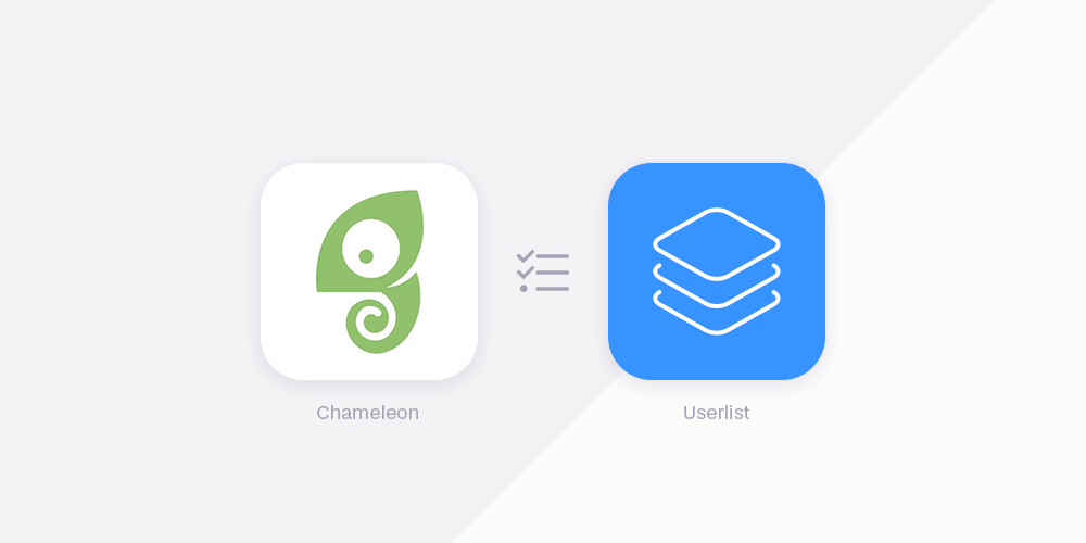Chameleon vs Userlist