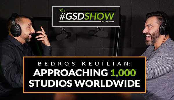 Bedros Kueilian: Approaching 1,000 Fitness Studios Worldwide