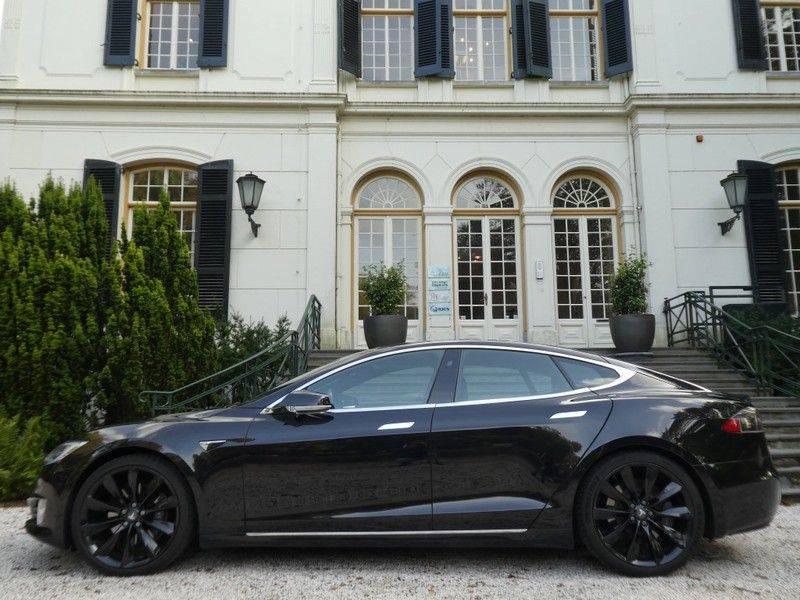 Tesla Model S 75D Base, Prijs is !! EX BTW !! afbeelding 8