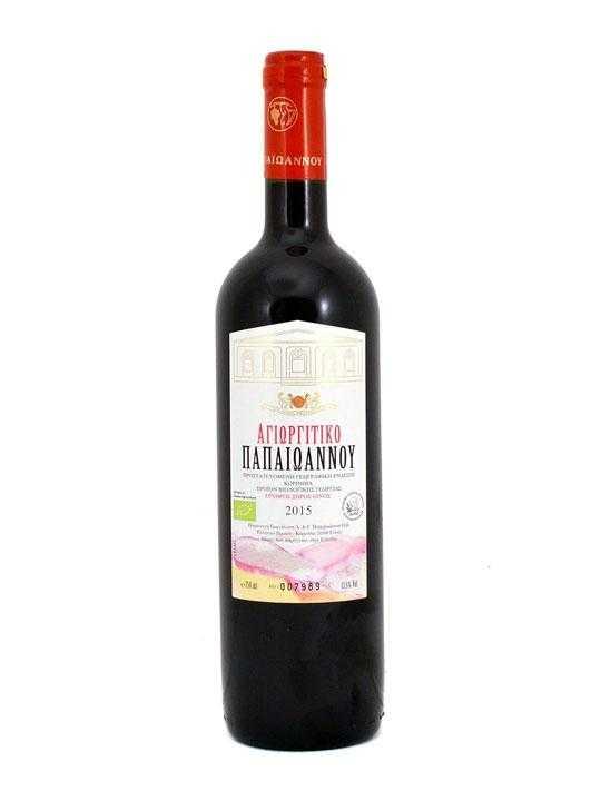 Rotwein Bio Agiorgitiko - 750ml
