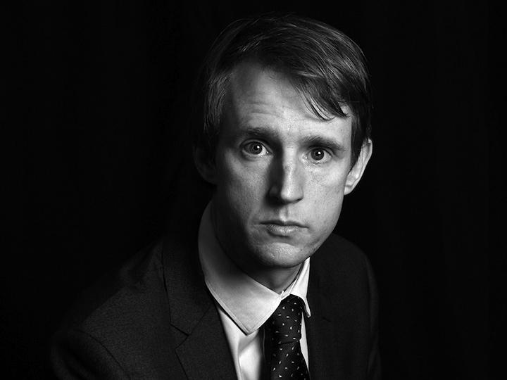 John McCarthy - CEO