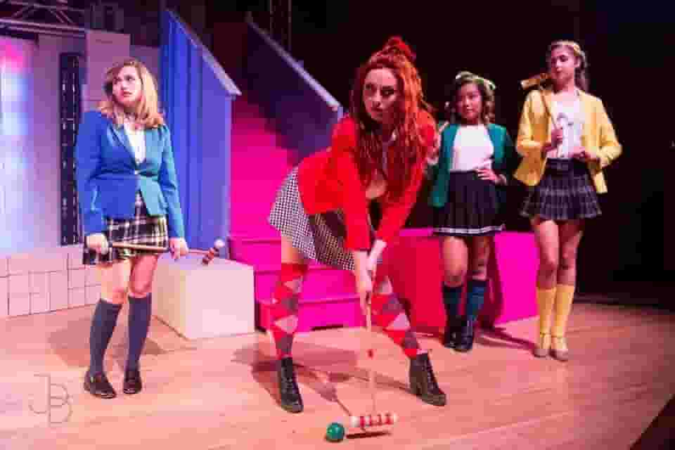 "Heather Chandler in ""Heathers"" (Northwestern, 2016)"