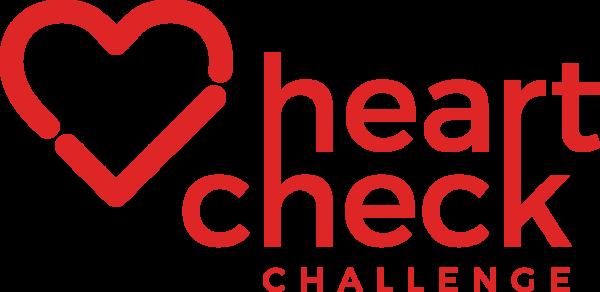 Heart Check Challenge logo