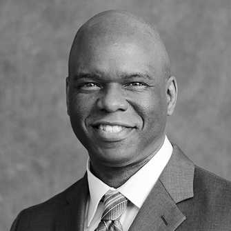 Portrait of Cleveland Williams, ARM, MBA